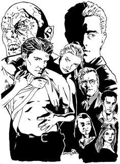 645 Best Buffy The Vampire Slayer Images Buffy The Vampire Slayer