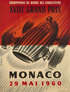 GRAND PRIX DE MONACO - 1960 Par René Lorenzi XVIIIE Grand Prix-Championnat du Monde des Constru