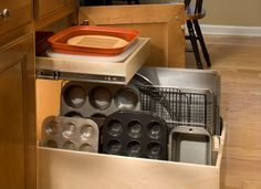 Turn+Awkward+Cabinets+into+Custom+Storage+with+8+Easy+Installs