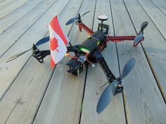This is canadian made drone