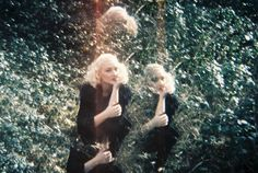 Shooting Film: Incredibly Amazing Portrait Multiple Exposure Film Photography by Ruth Nitkiewicz