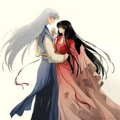 Inuyasha - Sesshomaru and Kilyo - Chinese Style by Cati-Art on deviantART