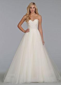 Bridal Gowns, Wedding Dresses by Tara Keely - Style tk2401
