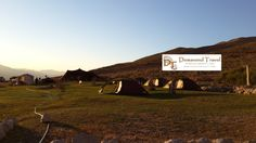 Camping with a perfect service in the Aladaglar National Park.