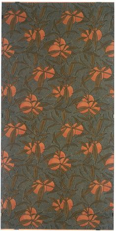 Pomegranate   Day, Lewis Foreman   V&A Search the Collections