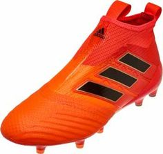 adidas ACE 17 Purecontrol FG - Solar Orange   Core Black a4fb37ee55e6f