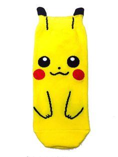 New unisex men women Cotton Pocket Monsters Pikachu Character socks