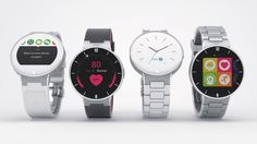 Alcatel OneTouch Watch Is The First iOS And Android Compatible Circular Smartwatch - https://technnerd.com/alcatel-onetouch-watch-is-the-first-ios-and-android-compatible-circular-smartwatch/?utm_source=PN&utm_medium=Tech+Nerd+Pinterest&utm_campaign=Social