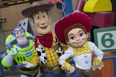 Hollywood Studios Toy Story land