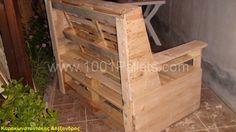 DSC08518 600x337 My Pallet Bench ! in pallet furniture diy pallet ideas  with Pallets DIY Bench