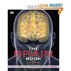 The Brain Book Brain Book, Dk Publishing, Brain Anatomy, Structure And Function, Reference Book, Science Books, Neuroscience, Disorders, Cgi