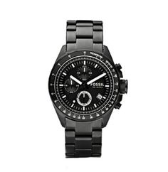 Fossil Fossil Mens Stainless Steel Chronograph Black Dial Watch with Black Dial 4 out of 5 stars   (31 customer reviews) List Price: $125.00 Price: $79.98 & FREE Shipping and Free Returns