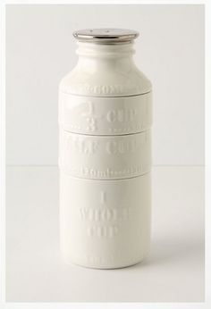 Milk Bottle Measuring Cups. 2013 Holiday Gift Guide: Gifts For Moms