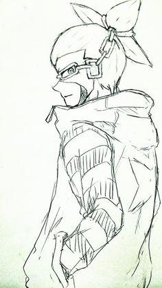 ARMS Ninjara by @Akimori_11