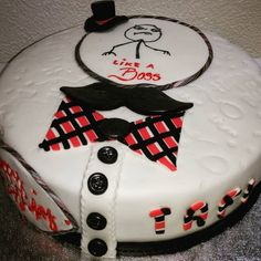 """Mi piace"": 15, commenti: 2 - Dana Draghici (@dandanaglutenfree) su Instagram: """"Like a Boss""! - Happy Birthday Tafi! Brownie cake with dark chocolate ganache with Cointreau,…"""