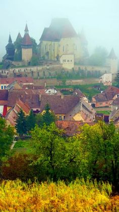 Fortified Medieval Church of Biertan, Transylvania, Romania, Europe Places Around The World, The Places Youll Go, Great Places, Places To See, Around The Worlds, Visit Romania, Central And Eastern Europe, Beautiful Places To Visit, Places To Travel