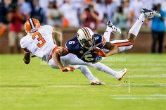 NCAA FOOTBALL: Clemson at Auburn SEP 3