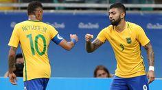 Brasil pasa a cuartos de final con doblete de Gabi en Olimpiadas | A Son De…