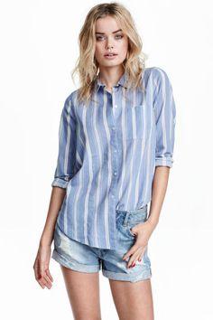 10€ Camisa de algodón | H&M