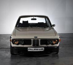 #BMW 3.0 CS #Alpina B2