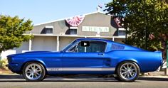 Prime 1967 Mustang GT390 Restoration Video Review