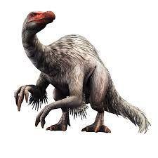 Deinocheirus   Jurassic World Alive Wiki   Fandom Prehistoric World, Prehistoric Creatures, Mythical Creatures, Jurassic Park Toys, Jurassic World Dinosaurs, Dinosaur Art, Dinosaur Fossils, The Lost World, Prehistory