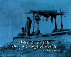Chief Seattle's observation