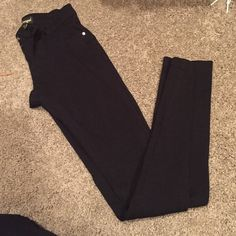 Black jeggings size small Jeans Skinny