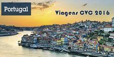 Conheça Portugal em 2016 com viagens CVC #portugal #cvc #viagens #2016