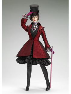 Wilhelmina Wonka - Charlie and the Chocolate Factory™ Collection - Tonner Doll Company
