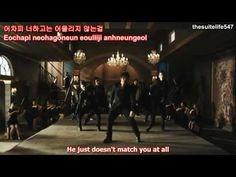 SS501 - Love Ya (Hangul, Romanization, Eng Sub)