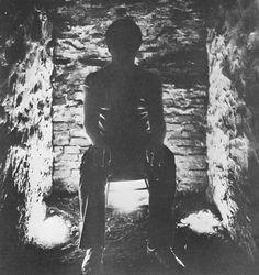 Chris Burden,  The Visitation, 1974