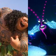 "Favorite song from Moana: ""You're Welcome"" or "" Shiny"" Tap to vote http://sms.wishbo.ne/U1ak/RskCkOYsAz"
