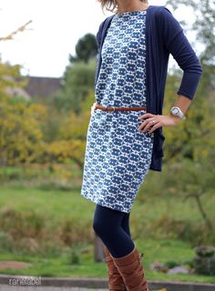 Else im Herbst oder Sommer? Autumn Fashion Casual, Fall Fashion Trends, Casual Fall, Diy Fashion, Fashion Outfits, Womens Fashion, Fashion Design, Sewing Clothes Women, Clothes For Women