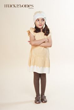 Hucklebones - clothing designed for girls and to inspire the design conscious - collection