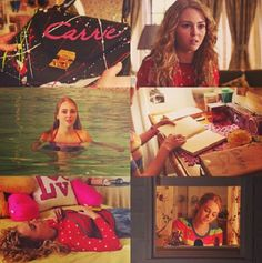 The Carrie Diaries<3 In love with this show right now!