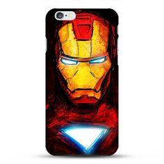 Marvel/DC Superhero iPhone Case Covers: 7 Plus,6S, 6, 5S, 5