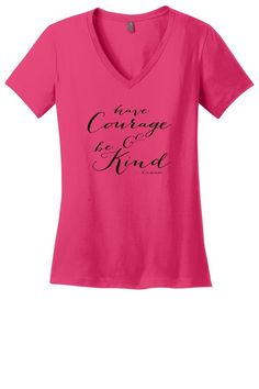 GroopDealz | Have Courage and Be Kind Tee