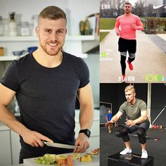 Influencer Florian - Fitness Workout Food Lifestyle Blogger / Flooorrriii
