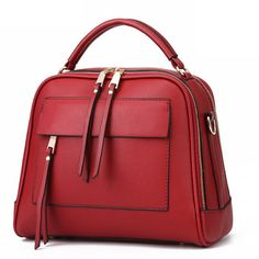 $24.88 (Buy here: https://alitems.com/g/1e8d114494ebda23ff8b16525dc3e8/?i=5&ulp=https%3A%2F%2Fwww.aliexpress.com%2Fitem%2FNew-2016-women-handbag-for-women-bags-leather-handbags-famous-brand-women-s-pouch-bolsas-messenger%2F32672259814.html ) New 2016 women handbag for women bags leather handbags famous brand women's pouch bolsas messenger bags female bag MU36 for just $24.88