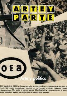 ARTE Y PARTE, nº 121 (febrero-marzo 2016)