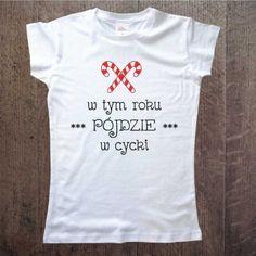 w tym roku pójdzie w cycki koszulka damska, idealna na prezent  www.ddshirt.pl