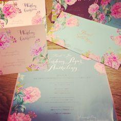 treat dressing wedding invitation