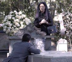 Osório se despede de sua amanda (Foto: TV Globo)