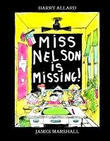 Back to school picture books (I LOVE Miss Nelson is Missing!)