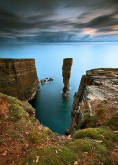 colour my world Orkney Islands Scotland