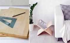 DIY: Ξύλινη ΘΗΚΗ περιοδικών | ΣΟΥΛΟΥΠΩΣΕ ΤΟ