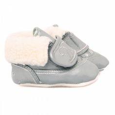 Diesel fleece lined baby booties... yes please!