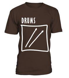 Drums   Drumsticks Kids Shirts  #gift #idea #shirt #image #music #guitar #sing #art #mugs