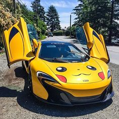 Follow us on Instagram @vplates:  Following on from our I 'LOVE' #POKEMON plates (see previous post), we've found the perfect car to fit them on! Via @kenn263 Design the perfect CUSTOM PLATES for your car now at vplates.com #pokemon #pokemongo #pikachu #customplates #pokemoncar #vplates